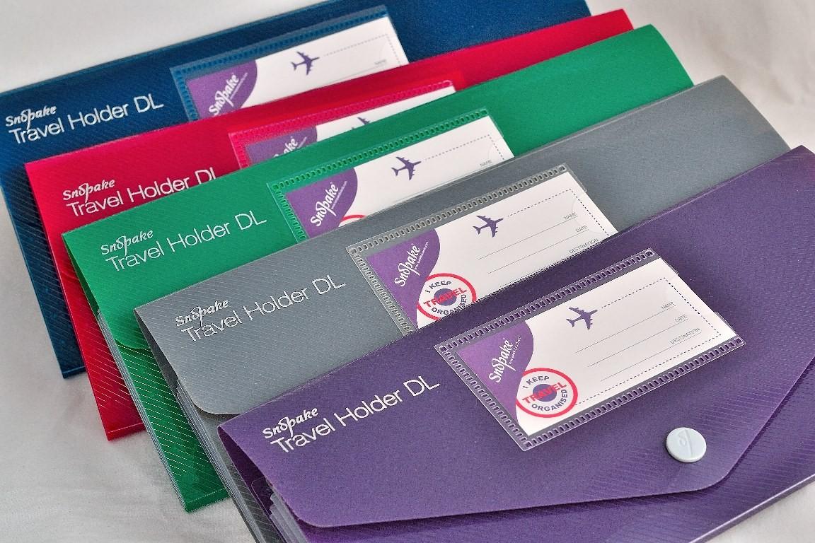 "Snopek конверт для путешествий FDTH ""Travel Holder DL""."