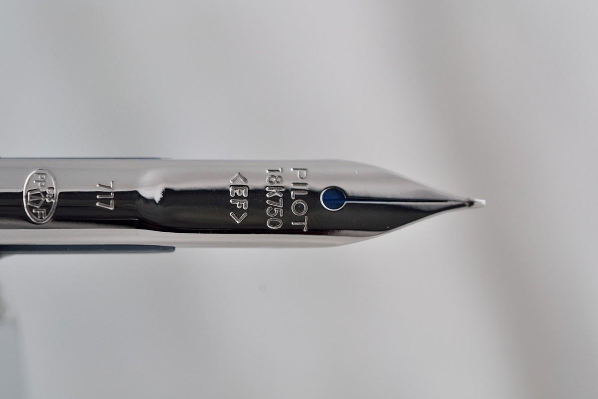 "Pilot перьевая ручка FC-18SR-BM ""Capless"" Matte Black."