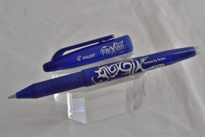 """Pilot ручка со стираемыми гелевыми чернилами BL-FR-7-L """"FRIXION BALL"""" синий."""