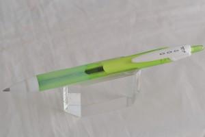 "Uni шариковая ручка SXN-157 0.7 ""Jetstream Sport"" светло зелёный."