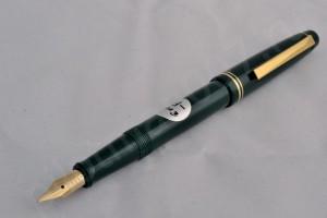 Pilot перьевая ручка FP-78G-F зелёный.