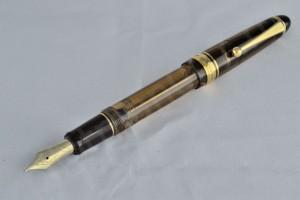 """Pilot перьевая ручка FKK-3MRP-BN- """"Custom 823""""."""