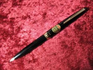 PILOT Namiki 1970s Black Slim Pocket Fountain Pen