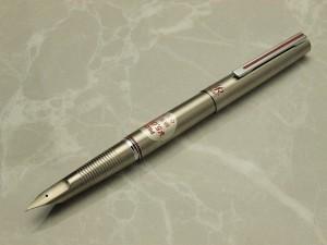 "Pilot (NAMIKI) Fountain Pen ""Red Murex"" F-nib 1978 NOS"