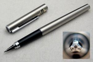 Sailor Trident 360 Degree Steel Fountain Pen