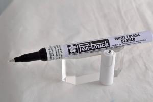 "Sakura перманентный маркер SC-W ""Pen-touch""."