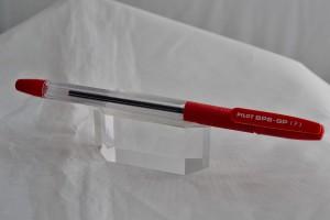 Pilot шариковая ручка 0.7 BPS-GP красная.