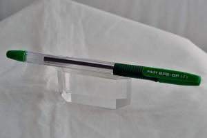 Pilot шариковая ручка 0.7 BPS-GP-F-G зелёная.