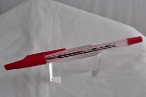 Pilot шариковая ручка BP-S красный.