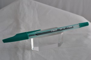 Pilot шариковая ручка BP-S зелёный.