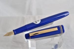 Pilot перьевая ручка FP-78G-М синий.