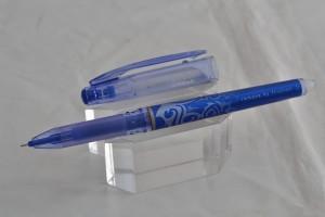 """Pilot ручка со стираемыми гелевыми чернилами BL-FRP-5-L """"Frixion point"""" синий."""