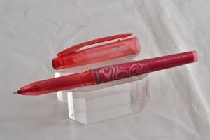 """Pilot ручка со стираемыми гелевыми чернилами BL-FRP-5-R """"Frixion point"""" красный."""